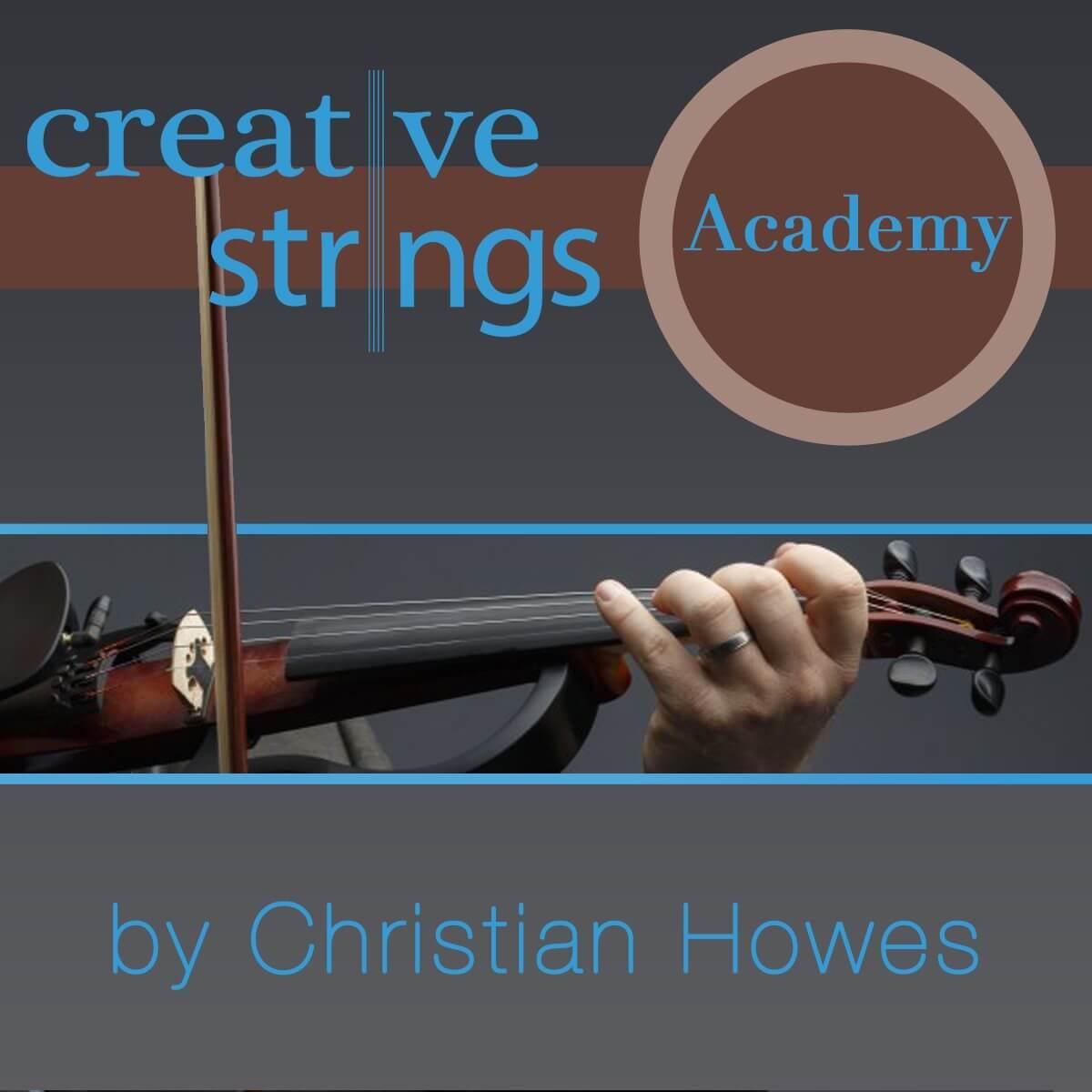 Creative Strings Academy Membership